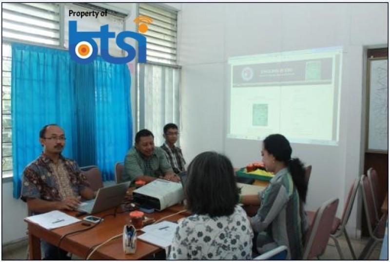 Pelatihan Input Data Jurnal Elektronik - FBS